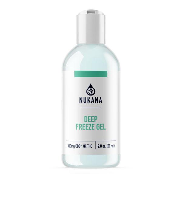 Nukana Deep Freeze Gel